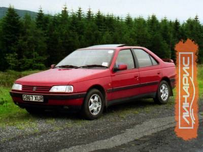Автомобиль Peugeot 405: история и современность