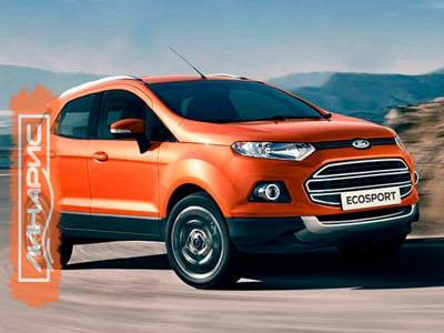 Тест-драйв кроссовера Ford Ecosport