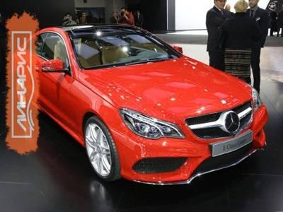 Лизинг на автомобили Mercedes