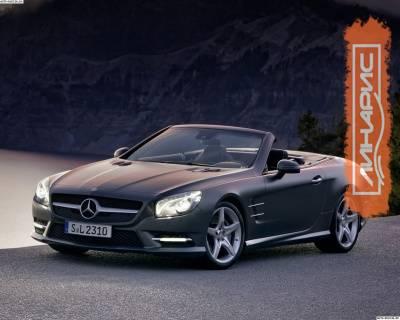 Кабриолеты, родстеры, купе Mercedes SL – мощность и элегантность