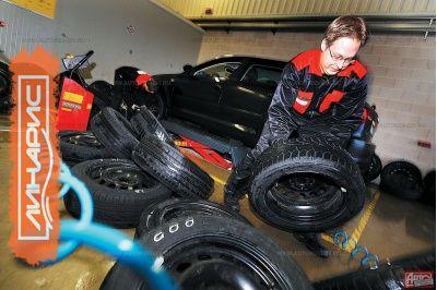 Супертест: Летние шины - какие выбрать? (Олег РАСТЕГАЕВ)