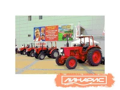 Трактора МТЗ – лучшее качество