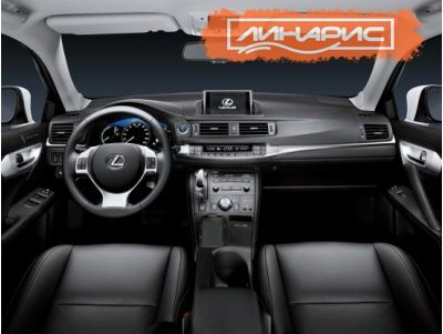 Новинка от Lexus