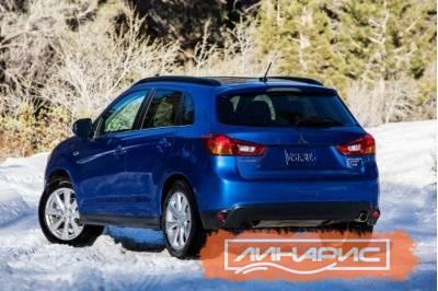 Мицубиси Аутлендер 2015 – автомобиль нового поколения