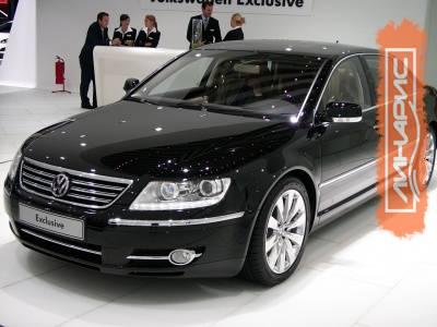 Обзор Volkswagen Phaeton