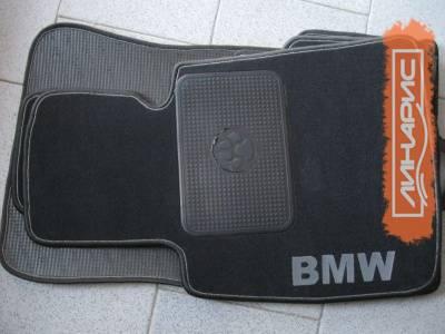 Коврики для BMW: доверяйте индивидуальному пошиву