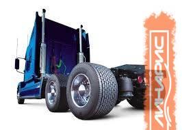 Отличия грузовых шин от легковых
