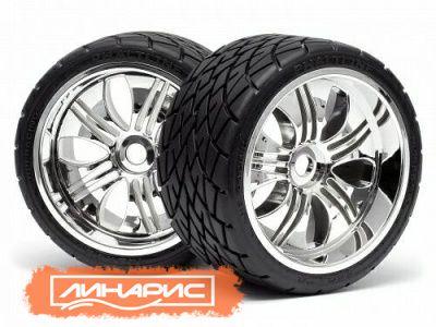 Какими бывают шины и колесные диски