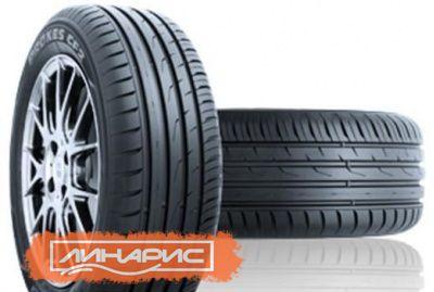Новые летние шины Toyo Proxes CF2 от японского производителя Toyo